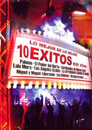 Lo Mejor de lo Mejor: 10 Exitos en Vivo