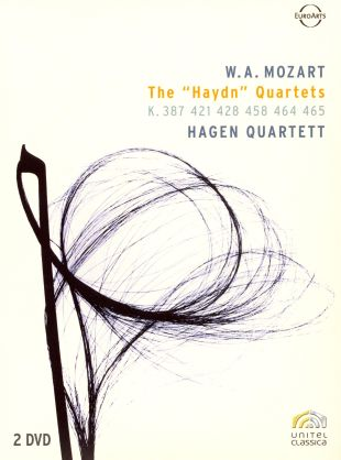 Hagen Quartett: W.A. Mozart - The