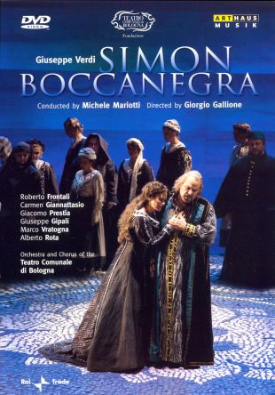 Simon Boccanegra (Teatro Comunale di Bologna)