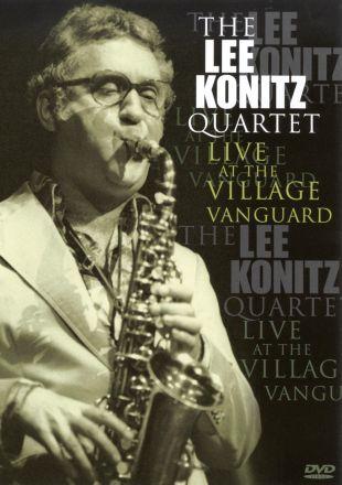 The Lee Konitz Quartet: Live at the Village Vanguard