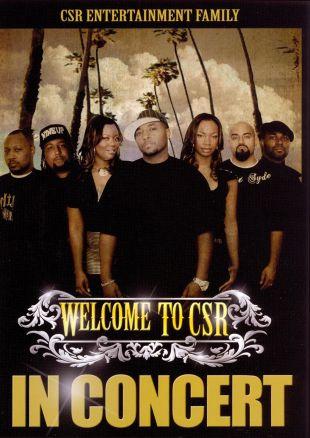 CSR Entertainment Family: Welcome to CSR