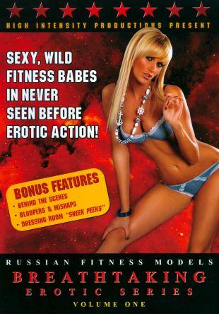 Russian Sexy Fitness Models: Breathtaking Erotic Series, Vol. 1