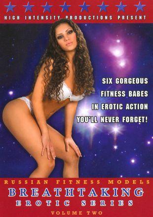Russian Sexy Fitness Models: Breathtaking Erotic Series, Vol. 2