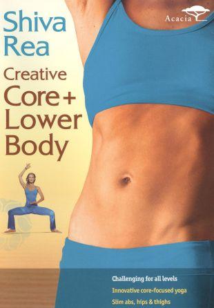 Shiva Rea: Creative Core + Lower Body