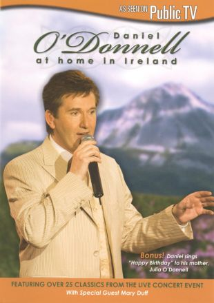 Daniel O'Donnell at Home in Ireland