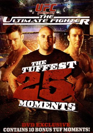 The Ultimate Fighter: The Tuffest 25 Moments