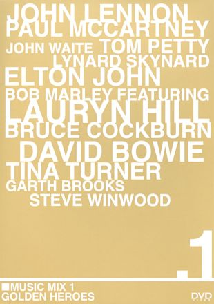Music Mix, Vol. 1: Golden Heroes