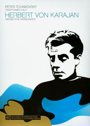 Herbert Von Karajan - His Legacy for Home Video: Tchaikovsky - Symphony No. 4