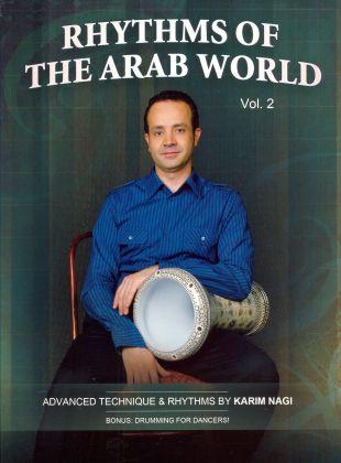 Karim Nagi: Rhythms of the Arab World, Vol. 2