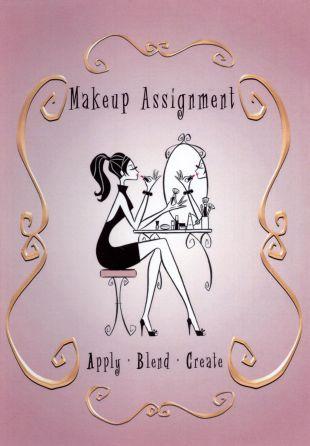 Makeup Assignment: Apply, Blend, Create