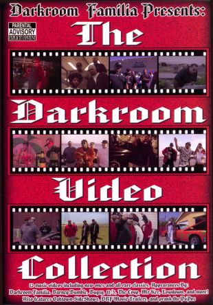 DarkRoom Familia: The Darkroom Video Collection
