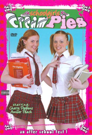 Schoolgirls Cream Pies