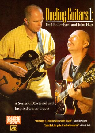 Dueling Guitars, Vol. 1: Paul Bollenback and John Hart
