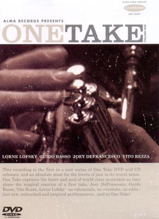 Alma Records Presents: One Take, Volume 1