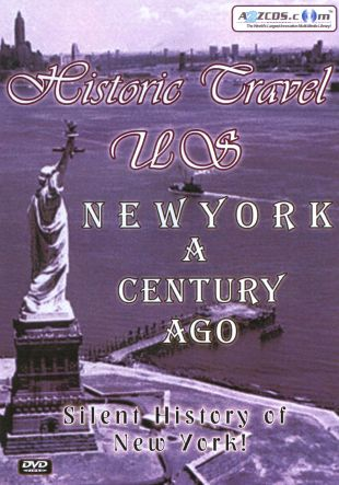 Historic Travel US: New York a Century Ago