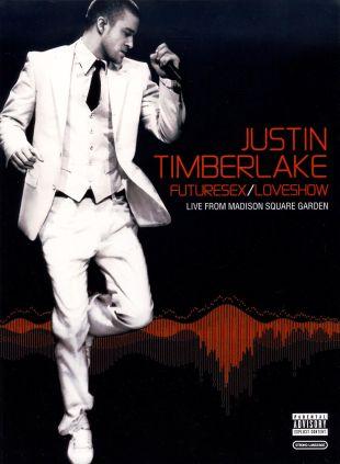 Justin Timberlake: FutureSexLoveShow