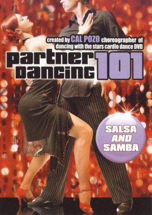 Partner Dancing 101: Salsa and Samba
