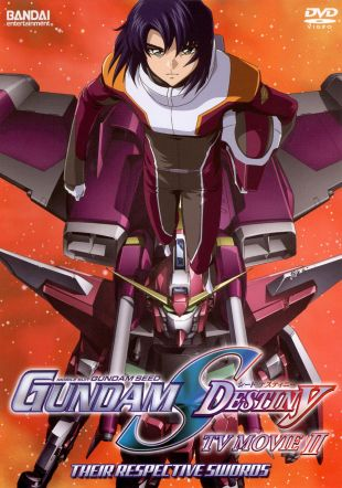 Gundam Seed Destiny: TV Movie II - Their Respective Swords