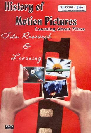 History of Motion Pictures: Film Research and Learning
