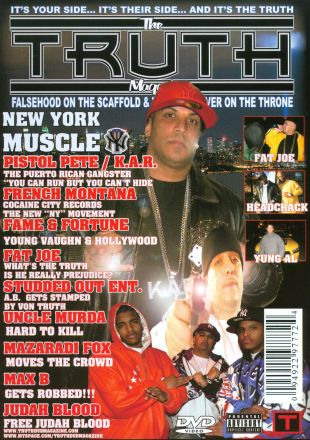 Truth Magazine Presents: New York Muscle
