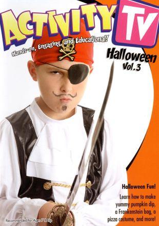 Activity TV: Halloween, Vol. 3