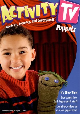 Activity TV: Puppets