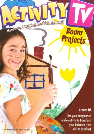 Activity TV: Room Projects