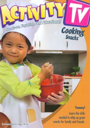 Activity TV: Cooking Snacks