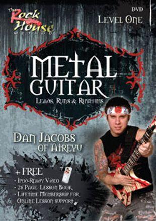 The Rock House Method: Metal Guitar - Leads, Runs & Rhythms, Level One