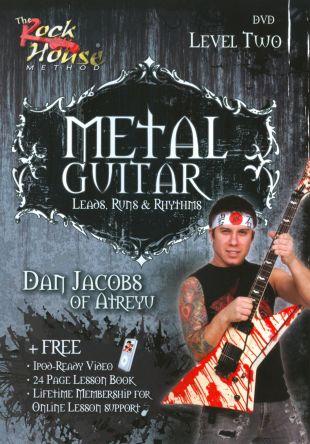 The Rock House Method: Metal Guitar - Leads, Runs and Rhythms, Level 2
