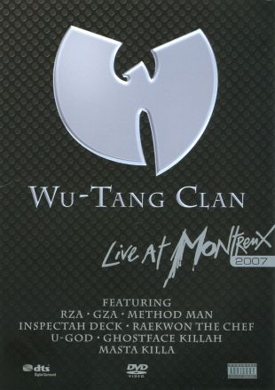 Wu Tang Clan: Live at Montreux