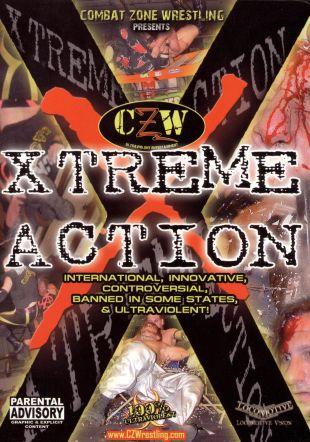 Combat Zone Wrestling: Xtreme Action