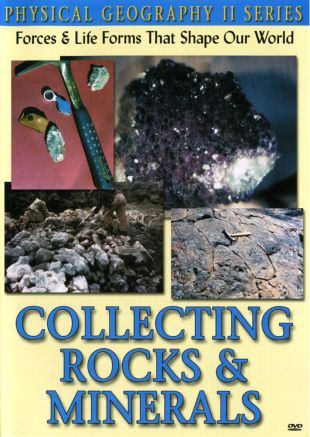Physical Geography II: Collecting Rocks and Minerals