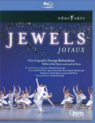 Great Performances : Dance in America: 'Jewels' from the Paris Opera Ballet