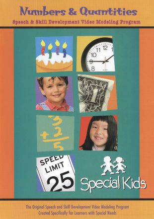 Special Kids: Numbers and Quantities