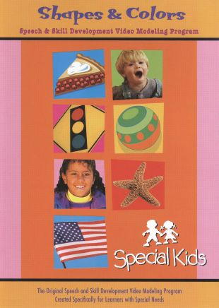 Special Kids: Shapes and Colors