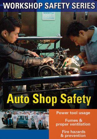 Workshop Safety Series: Auto Shop Safety