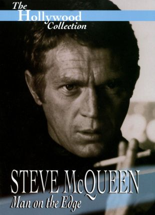 Hollywood Collection : Steve McQueen: Man on the Edge