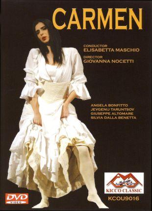 Carmen (Teatro Coccia)