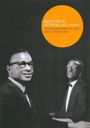 Phineas Newborn, Jr. Trio/Duke Jordan Trio: Masters of Modern Jazz Piano