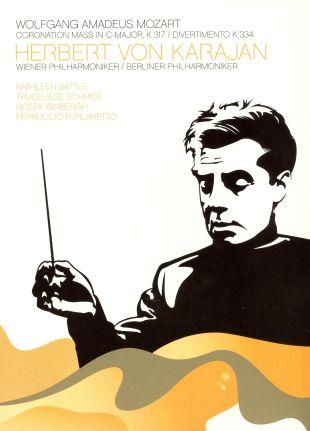 Herbert Von Karajan - His Legacy for Home Video: Mozart Coronation Mass