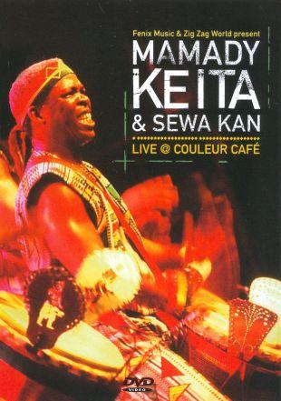 Mamady Keita & Sewa Kan: Live @ Couleur Cafe