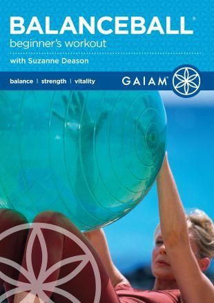 Balance Ball: Beginners Workout