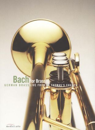 German Brass Ensemble: Bach for Brass