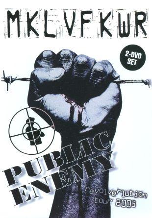Public Enemy: Revolverlution Tour 2003 - Melbourne, Australia