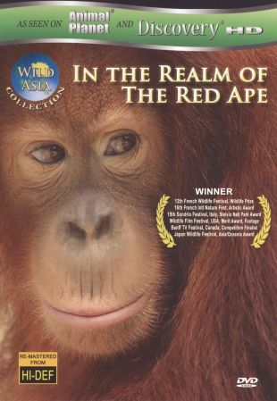 Wild Asia : Land of the Red Ape