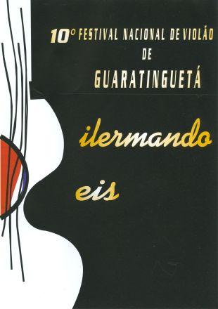 Dilermando Reis: Festival Nacional de Violao de Guaratingueta