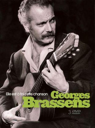 Georges Brassens: Elle Est a Toi Cette Chanson