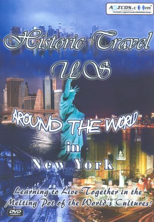 Historic Travel US: Around the World in New York