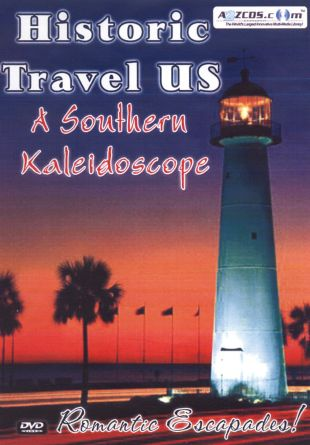 Historic Travel US: A Southern Kaleidoscope